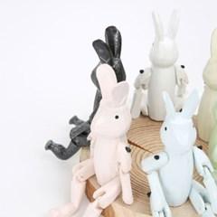 [T-LAB] 원더랜드 목각 토끼 인형