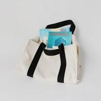 Bio washing tote bag