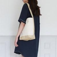 Canvas combi bag