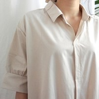 Daily cotton shirts ops