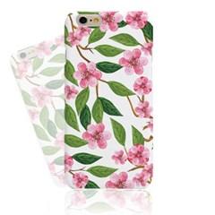 Watercolor Cute Cherry Blossom (HF-167A) Hard Case