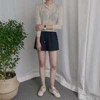 린넨 썸머 가디건 (6-COLORS)