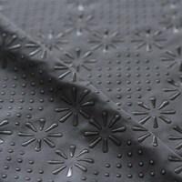 [Fabric] 스틸그레이 스트롱 미끄럼 방지 / 155cm 초대폭