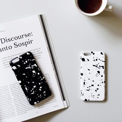 INK PATTERN PHONE CASE (N.1-2)