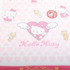 키티 천사나염수건(핑크) 2075