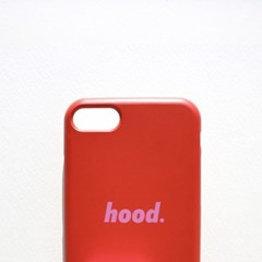 SUN CASE FINGER hood RED (NYLON)
