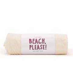 beach, please! giant beach towel, pool party