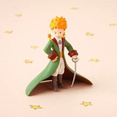 Little Prince (with Cape) Green