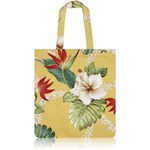 nother Layla Hawaiian Flat Tote Bag (Daffodil Yellow)