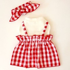Picnic One-piece / RED