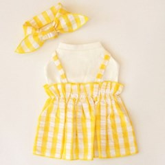 Picnic One-piece / YELLOW