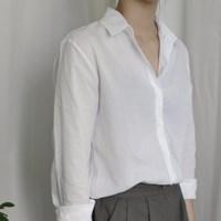 소프트 카라 셔츠 (3-COLORS)