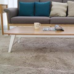 [잉카]비비안 북유럽풍 원목 접이식 테이블 800