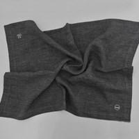 keys linen tea towel