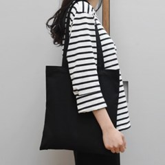 black in black bookstore bag