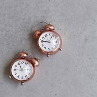 로즈골드 볼 자명종시계(2style)_(1285982)