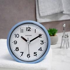 베이직욕실방수시계(6COLOR)_거치대포함