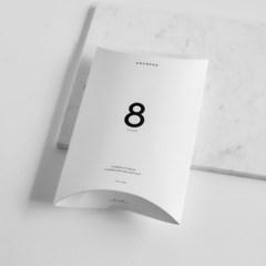 누메로8 클리어링 모이스처 마스크팩