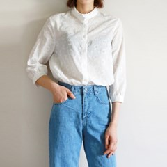 Lace china shirt