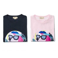 [8/25출고] MUSIC DOG PATCH 1/2 TS INDI PINK