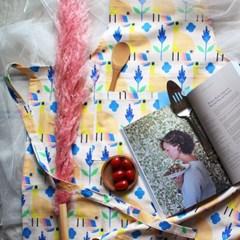 핑크버드 아트웍  앞치마 by  레시피포룸