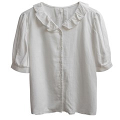 lovely ruffle BL(2 color)