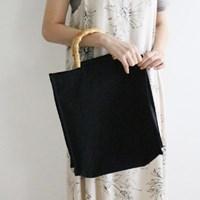 Bamboo bag _ black