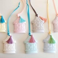 로맨틱 회전목마 석고 오너먼트(7colors )