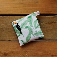 트로피칼 나뭇잎 샤쉐