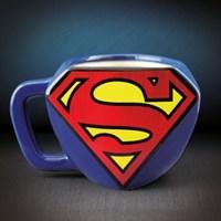 팔라돈 슈퍼맨 로고형 머그 PP2971SM