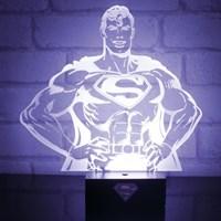 팔라돈 슈퍼맨 히어로 무드등 PP2997DC