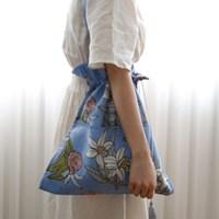 short shirring bag-cooling