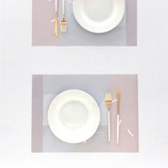 파스텔브리즈 종이 테이블매트 (24p)