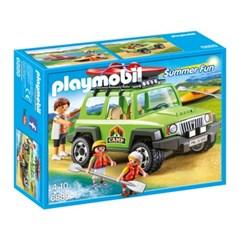 플레이모빌 여름캠프 시리즈 오프로드SUV자동차(6889)_(12035825)
