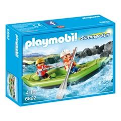 플레이모빌 여름캠프 시리즈 래프팅보트(6892)_(12035828)