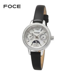 [FOCE] 포체 MILANO 여성 가죽 손목시계 FM7402시리즈