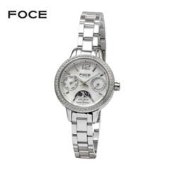 [FOCE] 포체 MILANO 여성 메탈 손목시계 FM7401시리즈