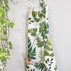 [울스터위버스] 풀잎(Foliage) 면 앞치마