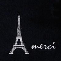 [바이빔]에펠탑 자수 발매트