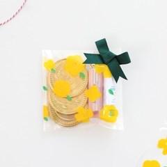 패키징 선물포장 비닐 10매 (접착) 03.스윗캔디