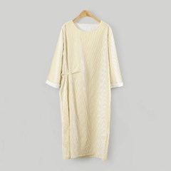 Unbalance Long DRESS (2-color)