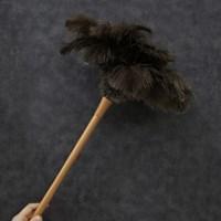 비치우드 순(純) 타조깃털 먼지털이개 L