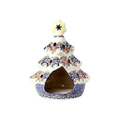 [폴란드그릇 비나]198/U236 크리스마스 촛대_(12597743)