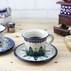 [아티스티나] 폴란드그릇 커피잔&소서 2p (20 type)