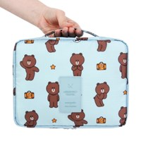 [LINE FRIENDS] GRAND MULTI POUCH