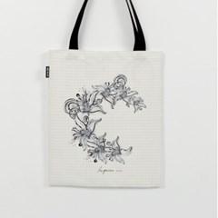 Moonflower 에코백 by 이그린(262170)