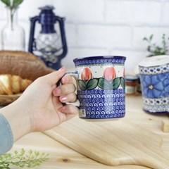 [아티스티나] 폴란드그릇 손잡이머그 400ml 1p (20 type)