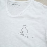 [Organic cotton] Russian Blue slub (발목양말 증정)