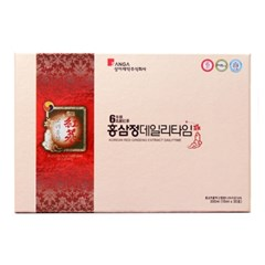 [상아제약] 6년근 고려홍삼정 데일리타임
