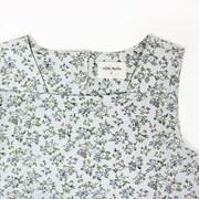 [리틀비티] 타이니 플라워 슬리브리스 드레스 (스카이블_(578449)